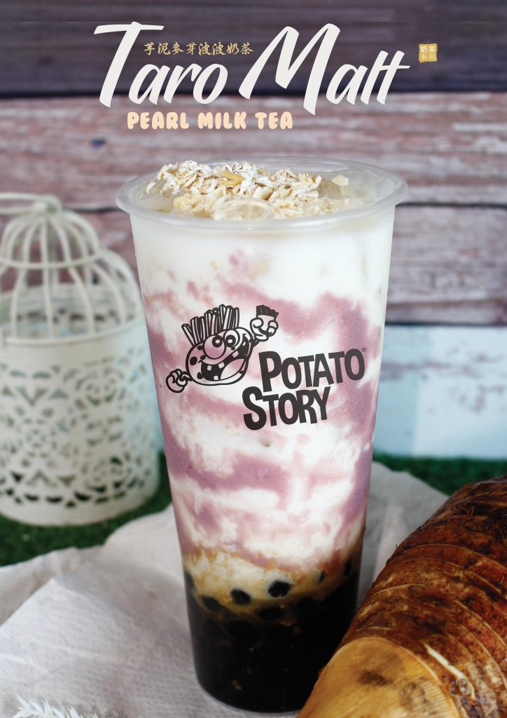 Potato-Story-Plus_Taro-Malt-Pearl-Milk-Tea-Poster-724x1024
