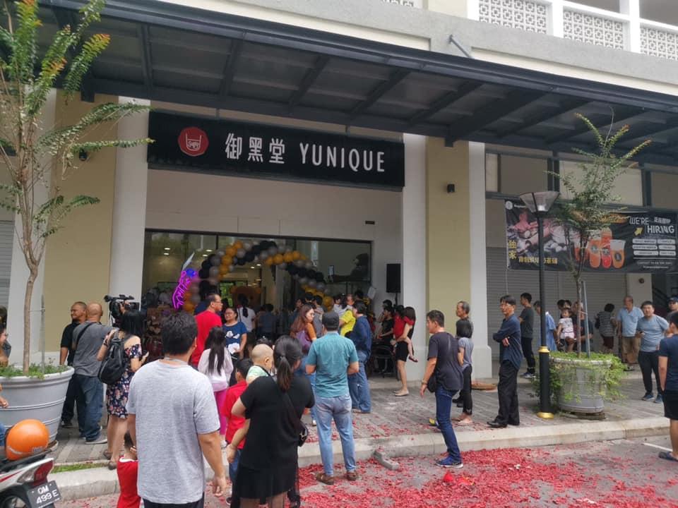 The Yunique Tea Times Square
